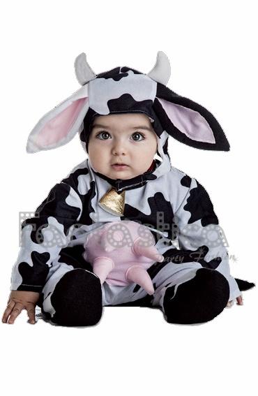 Disfraz para beb vaquita ii tienda esfantastica - Disfraces para bebes de un ano ...