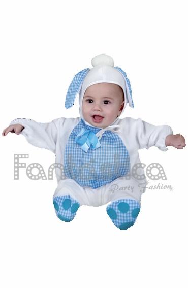 Disfraz para beb perrito azul tienda esfantastica - Disfraz halloween bebe 1 ano ...