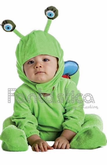 Disfraz para beb caracol tienda esfantastica - Disfraces para bebes de un ano ...
