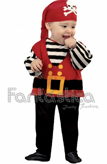 Disfraz para beb pirata tienda esfantastica - Disfraz halloween bebe 1 ano ...