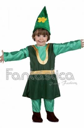 disfraz para beb gnomo alegre