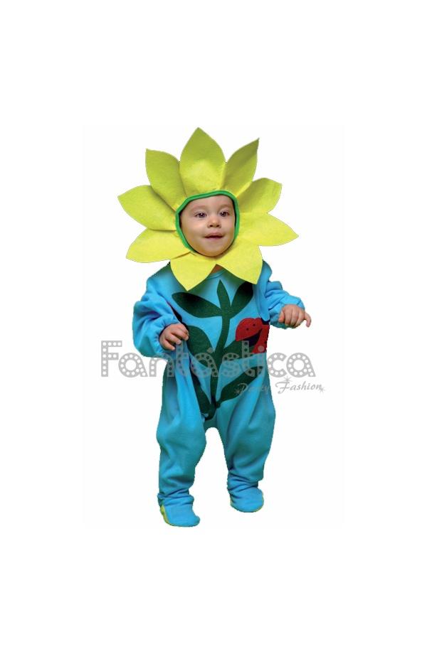 Disfraz para beb flor ii tienda esfantastica - Disfraz halloween bebe 1 ano ...