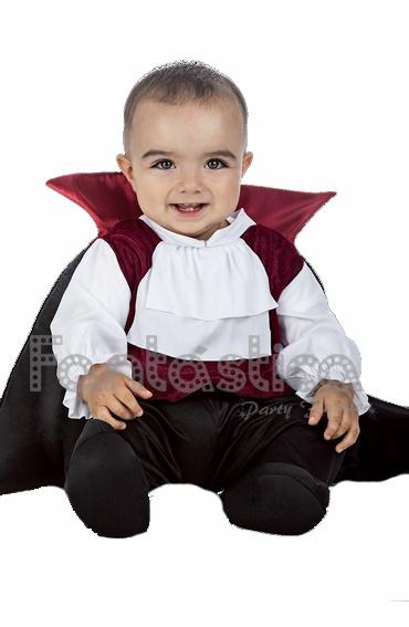 Disfraz para beb vampiro dr cula tienda esfantastica - Disfraces para bebes de un ano ...