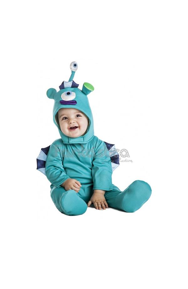 Disfraz para beb marciano tienda esfantastica - Disfraz halloween bebe 1 ano ...