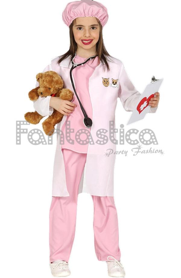 Disfraz para Niña Veterinaria - Tienda Esfantastica
