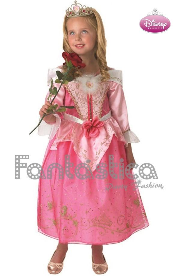 Disfraz para Niña Princesa Disney Bella Durmiente - Disfraz Original ...