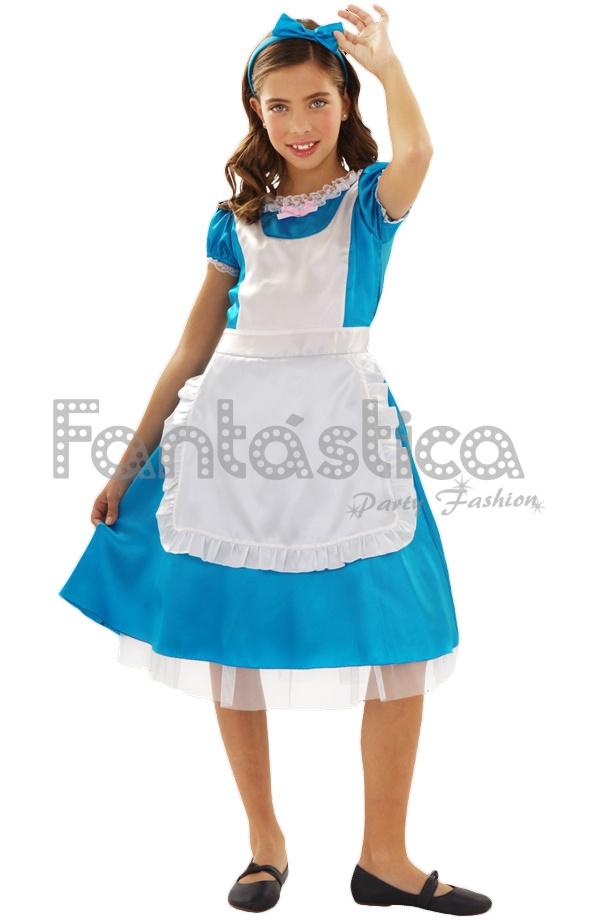 Disfraz para Niña Alicia en el País de las Maravillas II - Tienda ...