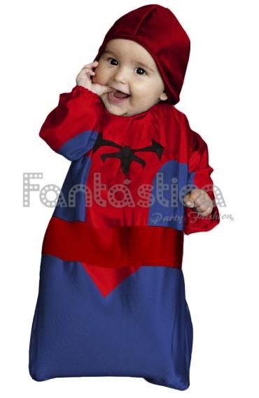 Disfraz para beb spiderman tienda esfantastica - Disfraz halloween bebe 1 ano ...
