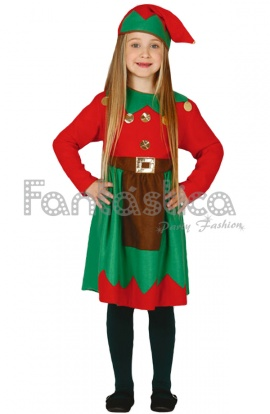 Disfraces de navidad para ni as disfraces navide os para - Disfraz navideno nina ...