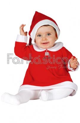 disfraz para beb y nia mam noel