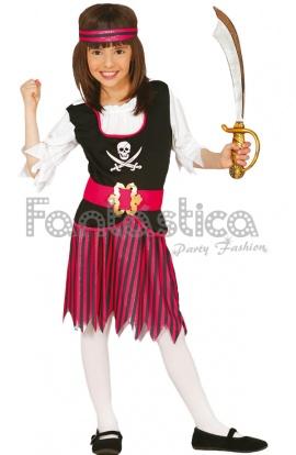 disfraz para nia pirata corsaria ix