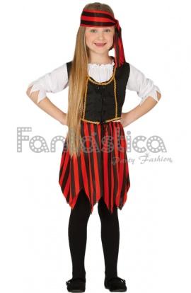 disfraz para nia pirata corsaria viii
