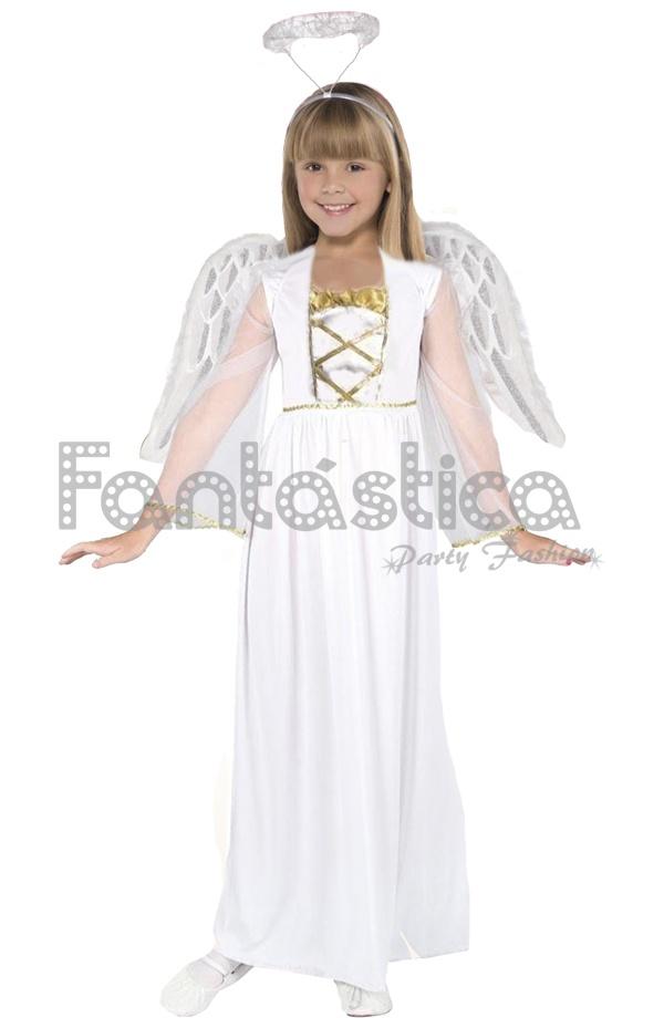 Disfraz para ni a ngel tienda esfantastica - Disfraces de angel para nina ...