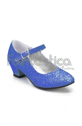 Zapatos azules infantiles 7niskY