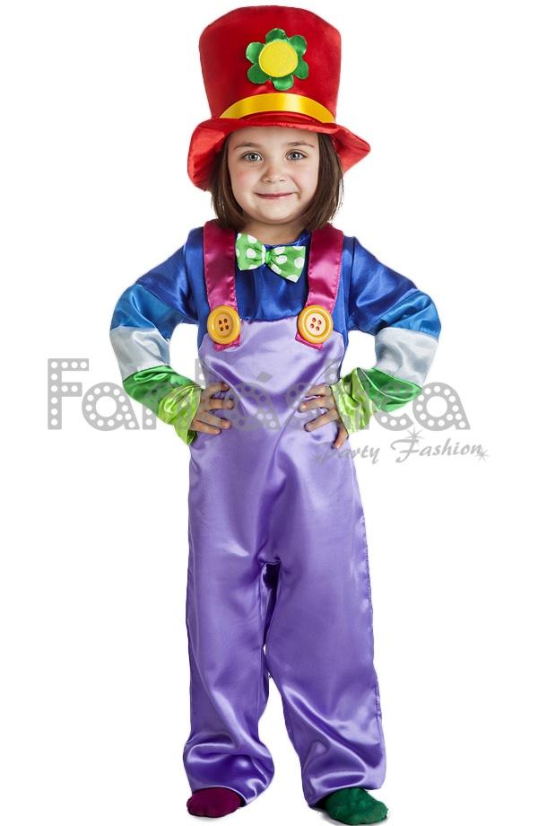 disfraces de payasos para niñas, disfraces baratos para niñas ...