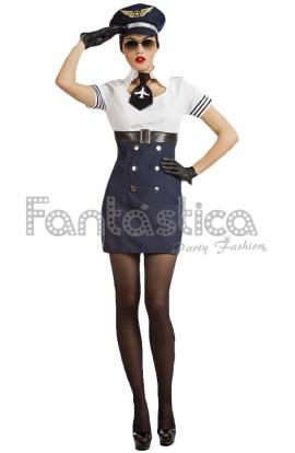 Disfraces de uniformes oficios y profesiones tienda esfantastica - Disfraz marinera casero ...