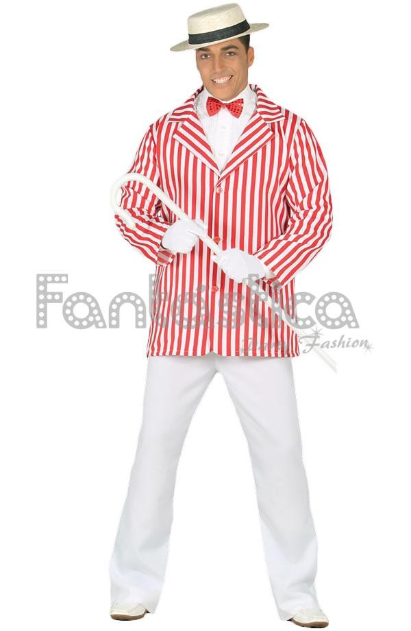 Disfraz para Hombre Años 20 Bert - Tienda Esfantastica