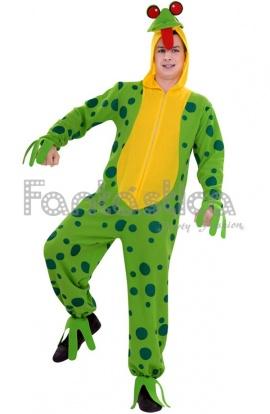 disfraz para hombre y mujer de rana ii