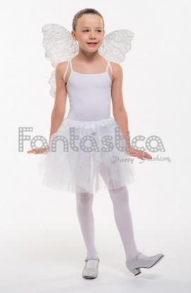 a3b63650a Tutús Color Blanco y Beige - Tienda Esfantastica
