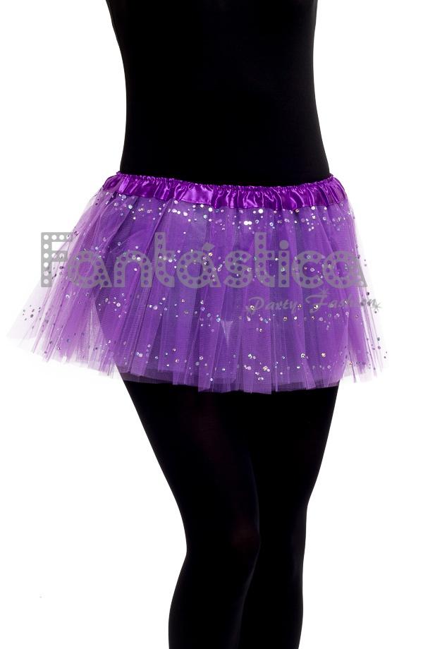 Tutú para Ballet y Danza - Falda de Tul con Volantes para Niña y ...