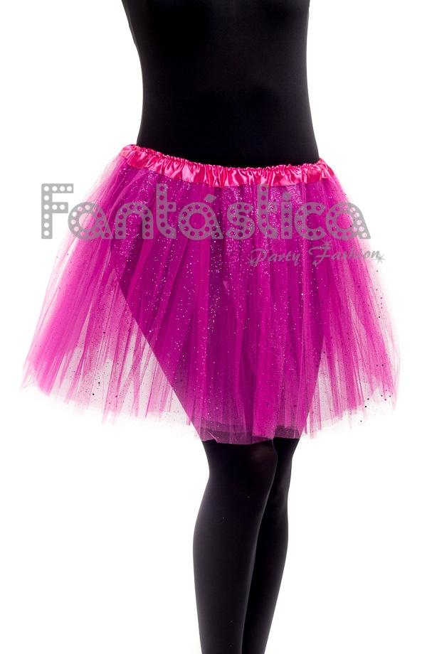 Tutú para Ballet y Danza - Falda de Tul para Niña y Mujer Color ...
