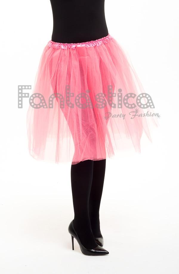 Tutús Color Rosa y Fucsia - Tienda Esfantastica