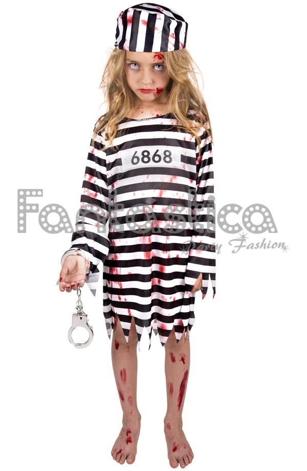 Disfraz para Nia Presa Zombie Tienda Esfantastica