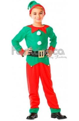 disfraz para beb y nio elfo navideo ii