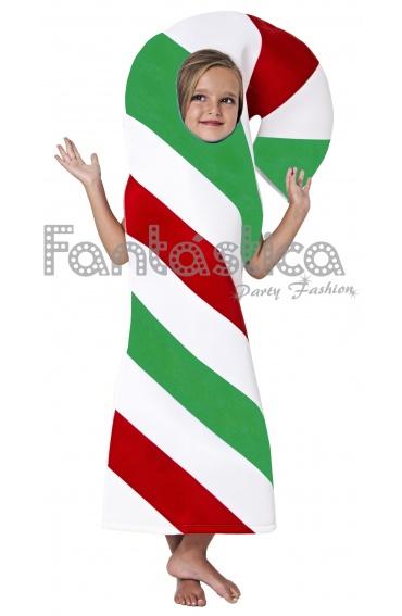 Disfraz para ni o y ni a caramelo navide o tienda - Disfraz navideno nina ...
