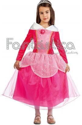disfraz para nia princesa bella rosa