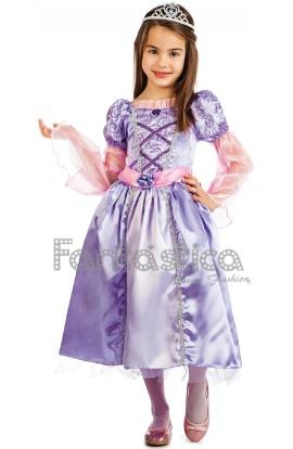 disfraz para nia princesa violeta sofa