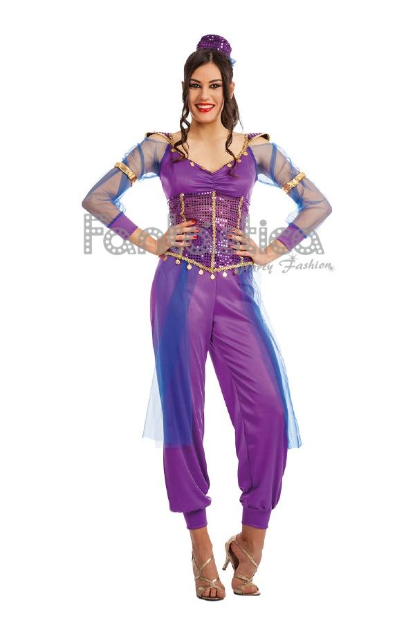 Disfraz para Mujer Bailarina de Salsa II - Tienda Esfantastica