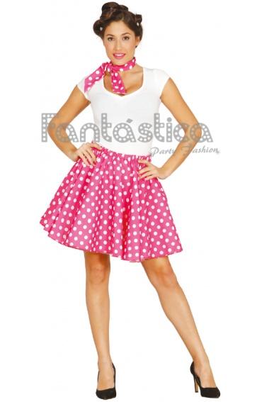 Disfraz para Mujer Años 50 III - Set Pin-Up - Tienda Esfantastica