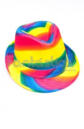 Sombrero del Orgullo Gay - Sombrero Multicolor para el LGTB c4be9bb18de
