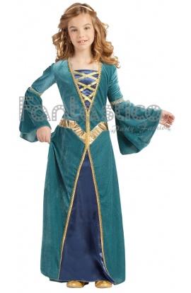 44dd00684 Disfraces Medievales para Niñas - Tienda Esfantastica