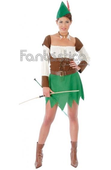Disfraz para Mujer Peter Pan