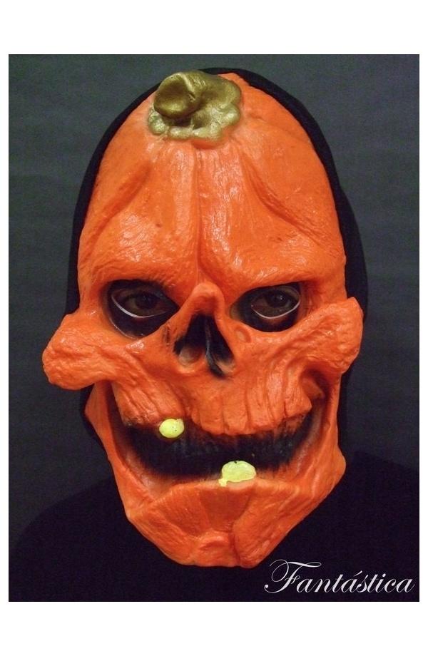M scara de terror para halloween calabaza diab lica - Calabazas de halloween de miedo ...
