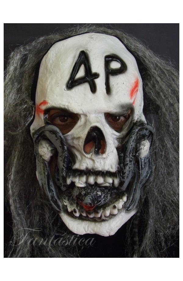 Mascaras terror las mejores mscaras del terror mascaras - Mascara de terror ...