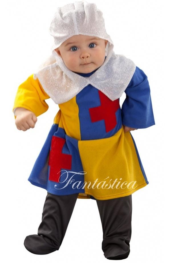 Disfraz para beb don rodrigo tienda esfantastica - Disfraces para bebes de un ano ...