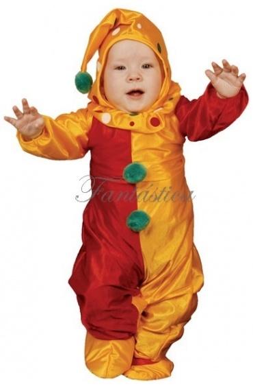 Disfraz para beb payaso tienda esfantastica - Disfraz halloween bebe 1 ano ...