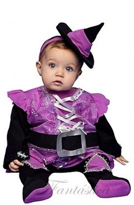 disfraz para beb brujita ii