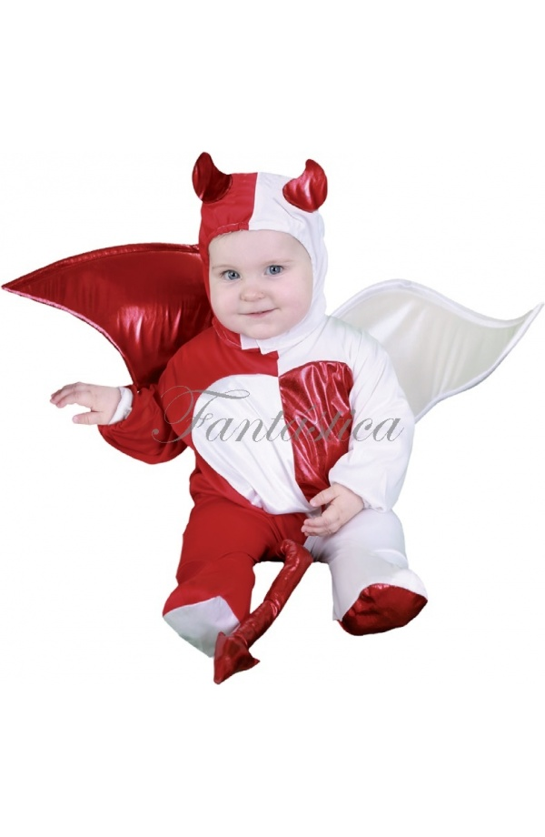 Disfraz para beb ngel y demonio tienda esfantastica - Disfraces para bebes de un ano ...