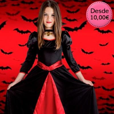 disfraces de vampiresas