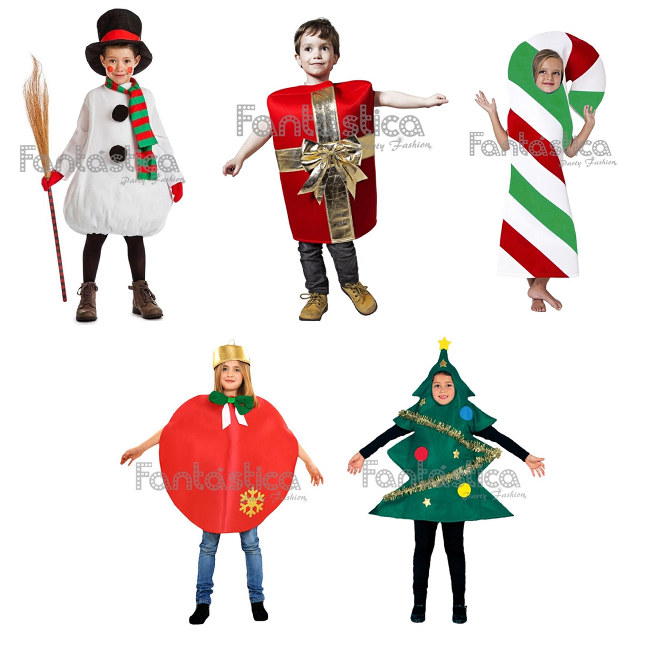 Disfraces de navidad para ni os - Disfraces navidenos originales ...