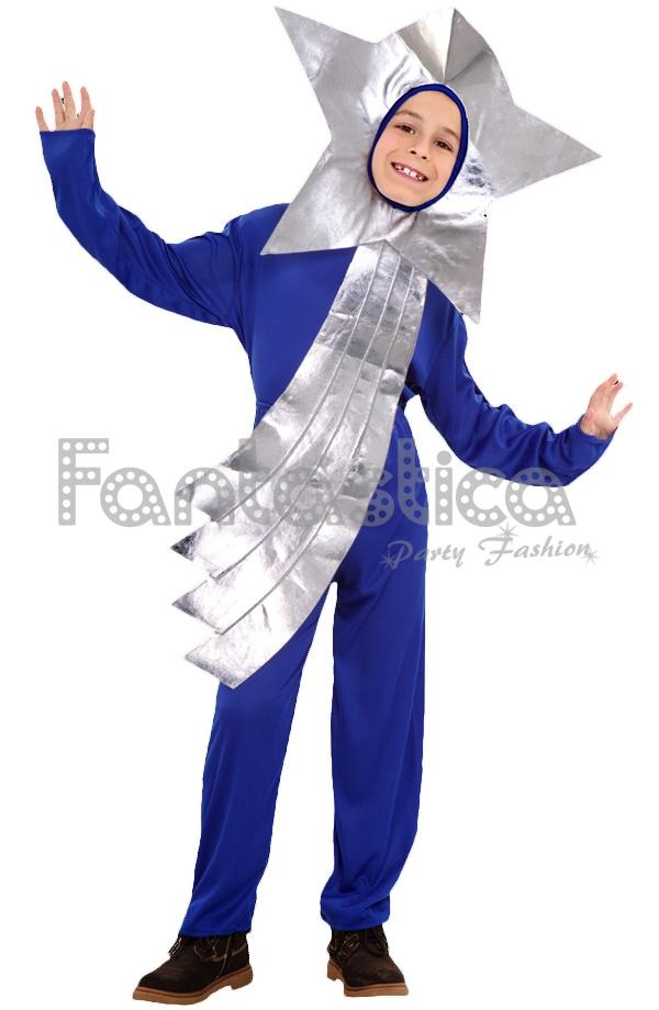 disfraz para nio y nia estrella fugaz econmico disfraces infantiles de navidad baratos