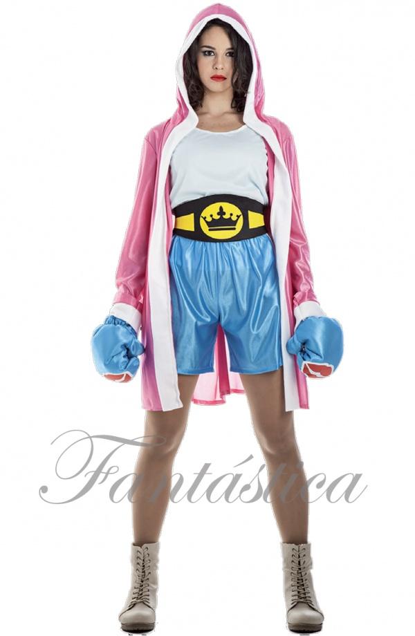 Disfraz para Mujer Boxeadora II e649212b1ff