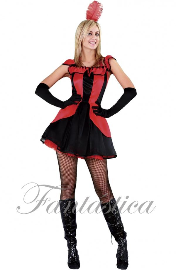 07ca79b04 Disfraz para Mujer Bailarina de Can Can. Bellísimo