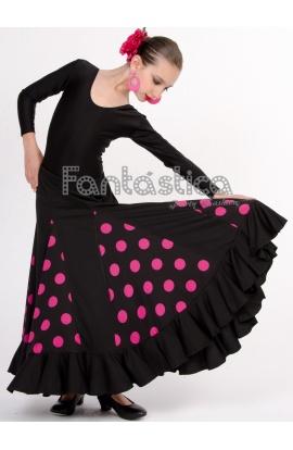 f8fb917f7 Vestidos y Faldas de Flamenca / Sevillana para Niñas