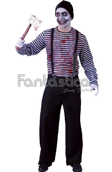 Disfraz para Hombre Mimo Asesino 968cdfdda74