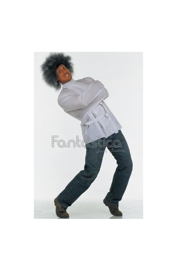 f965d588b859e Disfraz para Hombre Loco de Manicomio - Camisa de Fuerza. Fantástico  Disfraz de Esqueleto perfecto para Carnaval